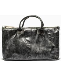 Oxs Rubber Soul Leather Bag - Lyst