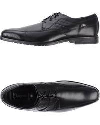Bugatti Lace-Up Shoes - Black