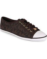 MICHAEL Michael Kors Kristy Sneakers - For Women - Lyst