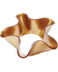 Tatty Devine - Ruffle Waves Arm Cuff - Lyst