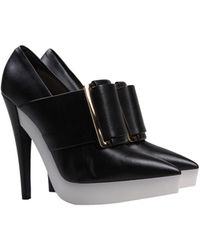 Stella McCartney Shoe Boots - Lyst