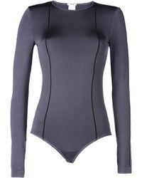 Wolford | gray Bodysuit | Lyst