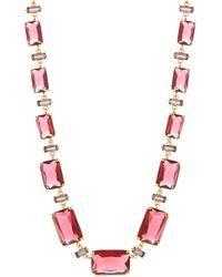 Lauren by Ralph Lauren Graduated Collar Necklace - Lyst
