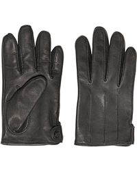 The Kooples - Nappa Leather Gloves - Lyst