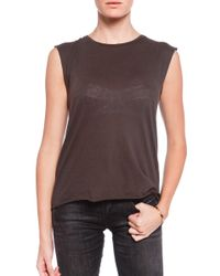 R13 Muscle Tee - Lyst