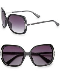 Missoni Oversized Square 63mm Tbar Sunglasses - Lyst