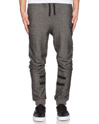 Staple Gray Ripley Sweatpant - Lyst