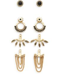 BCBGeneration - 7/25 Earring Jacket Kit Recolor Set - Lyst