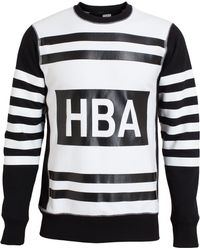 Hood By Air Hba Cotton Sweatshirt - Lyst