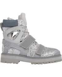 Hood By Air Glitter Avalanche Boots - Lyst
