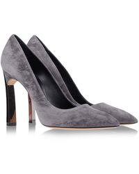 Casadei Closed Toe - Lyst