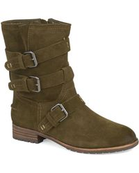 Dv By Dolce Vita Ferin Ankle Boots - Lyst