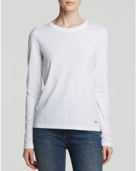 Marc By Marc Jacobs Tee - Favorite Classic Long Sleeve - Lyst