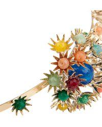 Rosantica By Michela Panero - Soffioni Dandelion Gold-Plated Headband - Lyst