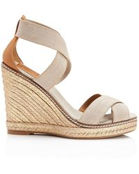 Tory Burch Adonis High Wedge - Lyst