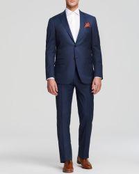 Hart Schaffner Marx - Platinum Label Pinstripe Suit - Classic Fit - Bloomingdale's Exclusive - Lyst