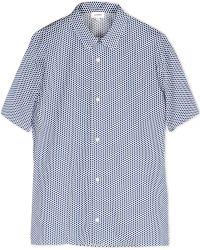 Jil Sander   Short Sleeve Shirt   Lyst