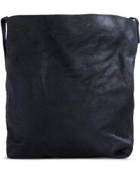 Ann Demeulemeester Medium Leather Bag - Lyst