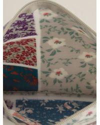 Luisa Cevese Riedizioni - Floral Print Make Up Bag - Lyst