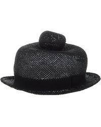 Lyst - Henrik Vibskov Hat in Black 826b744dd23