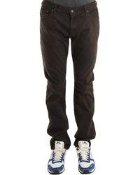 Robert Geller Type D Skinny Jean gray - Lyst