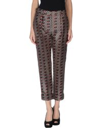 Stella McCartney Casual Pants - Lyst