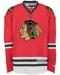 Reebok Toddler Boys' Chicago Blackhawks Replica Jersey - Lyst
