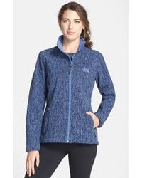 The North Face Apex Bionic Jacket blue - Lyst