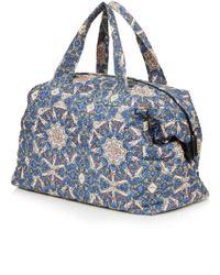 Topshop Krazy Kaleidoscope Luggage Bag - Lyst