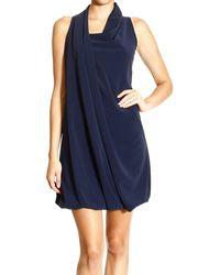 Manila Grace Dress Sleeveless Jersey - Lyst