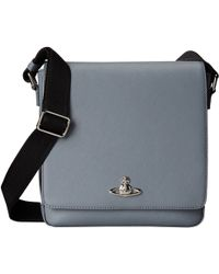 Vivienne Westwood Saffiano Small Bag - Lyst