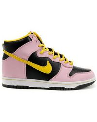 "Nike Sb Dunk High Premium ""Miss Piggy"" pink - Lyst"