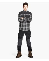 H&M Trekking Pants - Lyst