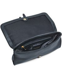 Isaac Mizrahi New York - Black Trudy Clutch - Lyst