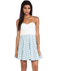 Mink Pink Sugar Magnolia Dress - Lyst