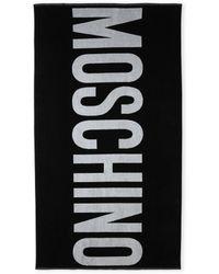 Moschino | Logo Beach Towel | Lyst