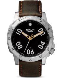 Nixon The Ranger Watch, 44Mm - Lyst
