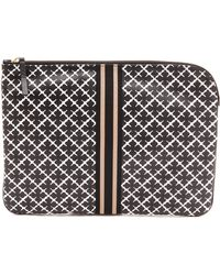 By Malene Birger Kampy Clutch Sea - Lyst