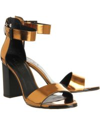 Office Giselle Block Heel Sandal - Lyst
