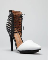 Jeffrey Campbell Pumps Roulette High Heel - Lyst