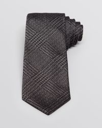 John Varvatos Glen Plaid Classic Tie - Lyst