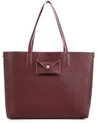 Marc By Marc Jacobs Metropolitote Saffiano Leather Tote - Lyst