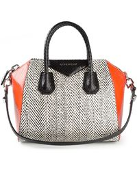 Givenchy Small 'Antigona' Tote - Lyst