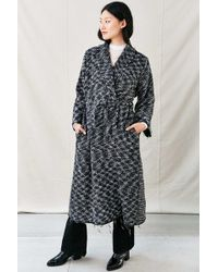 Urban Renewal - Remade Boucle Blanket Coat - Lyst