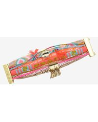 Hipanema - Lovelyness Bracelet Pink - Lyst