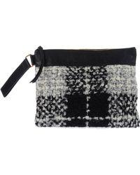 Newbark Black Handbag - Lyst