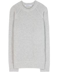 T By Alexander Wang Wool And Cashmere Sweater - Lyst