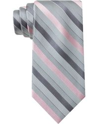 Michael Kors Michael Bishop Stripe Tie - Lyst