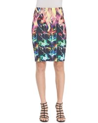 Clover Canyon Flamenco Fire Skirt - Lyst