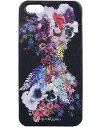 Cynthia Rowley - Forced Perspective Floral Iphone 5 Case - Lyst